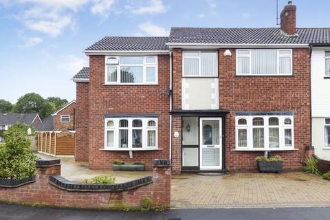 4 bedroom semi-detached house for sale - Kelverly Grove, West Bromwich, West Midlands