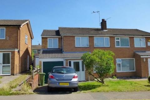 3 bedroom semi-detached house to rent - Isis Close, Leicester