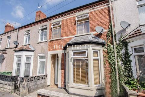 3 bedroom terraced house for sale - Forrest Road, Victoria Park, Cardiff