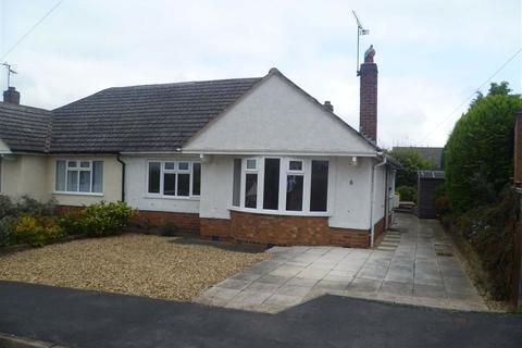 2 bedroom semi-detached bungalow to rent - Mercia Drive, Oadby, Leicestershire