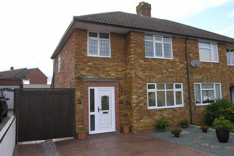 3 bedroom semi-detached house to rent - Manor Road, Toddington