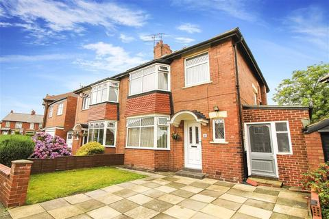 3 bedroom semi-detached house for sale - Cresswell Avenue, North Shields, Tyne And Wear