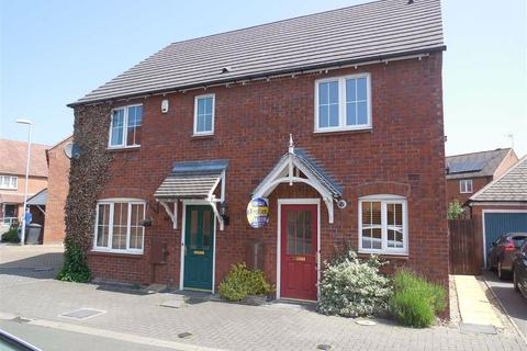 2 bedroom semi-detached house - Paddock Way, Hinckley