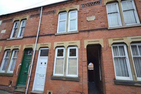 2 bedroom terraced house to rent - Cradock Road, Clarendon Park, Leicester, LE2 1TD