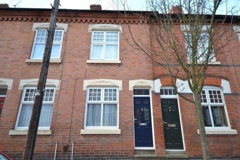 2 bedroom terraced house to rent - Hamilton Street, Leicester, LE2 1FQ