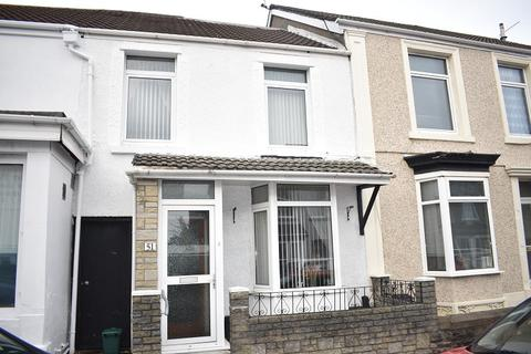 2 bedroom terraced house for sale - Morfydd Street, Morriston, Swansea, City And County of Swansea. SA6 8BU