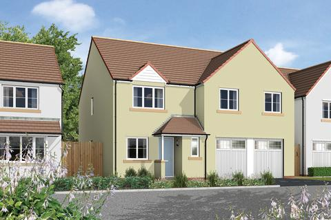 5 bedroom detached house for sale - Honeymead Meadow, Nadder Lane, South Molton EX36