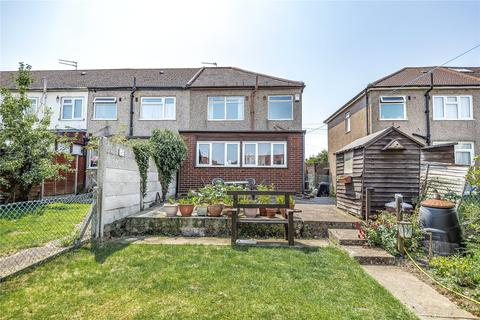 3 bedroom end of terrace house for sale - Grosvenor Crescent, Hillingdon, Middlesex, UB10