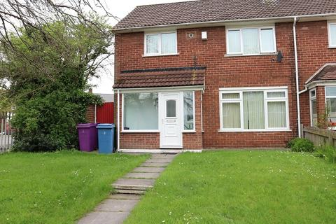 3 bedroom end of terrace house for sale - Deepdale Road, Liverpool, Merseyside. L25 1QA