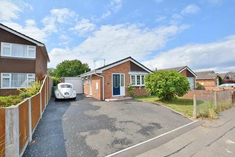 2 bedroom detached bungalow for sale - King John Avenue, Bearwood, Dorset, BH11 9RW