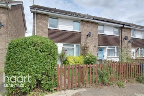2 bedroom terraced house to rent - Phillip Road, Witham