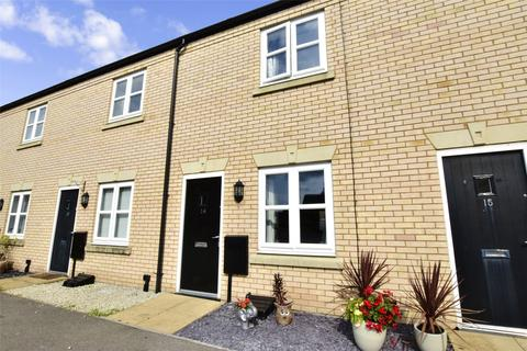 2 bedroom terraced house for sale - Rossiter Close, Melton Mowbray, Leicestershire