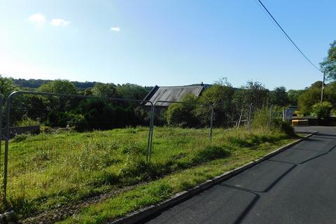 Land for sale - Ynysmeudwy Road, Pontardawe, Swansea, City And County of Swansea.