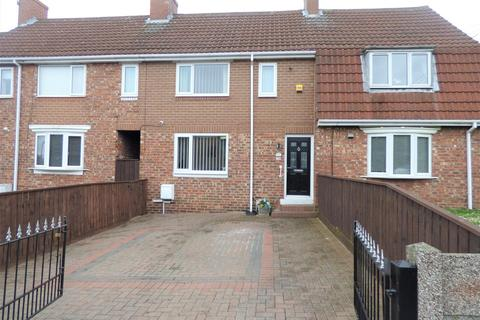 3 bedroom terraced house for sale - Toft Crescent, Murton, Seaham, County Durham, SR7