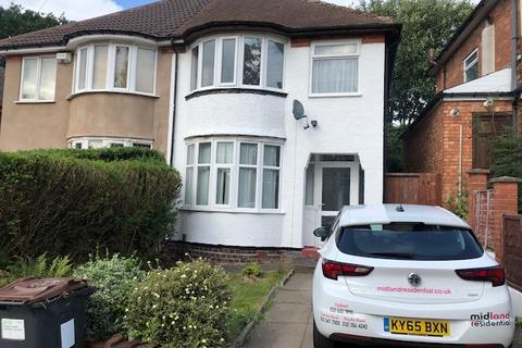 2 bedroom semi-detached house to rent - Durley Dean Road , Selly Oak, Birmingham B29