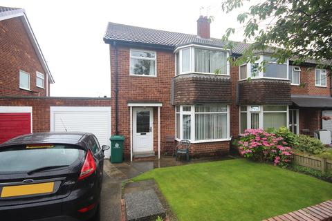 3 bedroom semi-detached house for sale - Willoughby Drive, Whitley Lodge, Whitley Bay, NE26