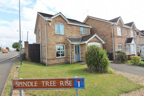 3 bedroom detached house for sale - Spindle Tree Rise, Willenhall