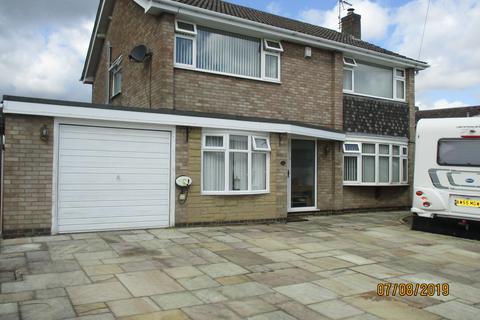 4 bedroom detached house to rent - Balmoral Road, Oakham LE15