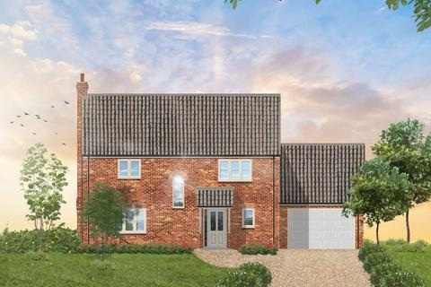 4 bedroom detached house for sale - Howards Way, Gayton