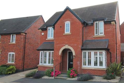 3 bedroom detached house for sale - David Hobbs Rise, Market Harborough