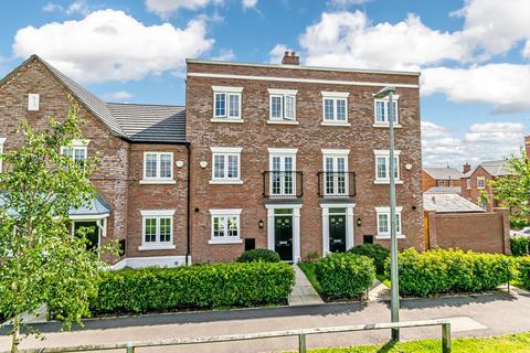 3 bedroom townhouse for sale - Biggleswade Drive, Sandymoor