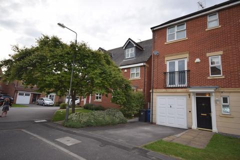 3 bedroom townhouse to rent - Summerville Close, Littleover, Derby