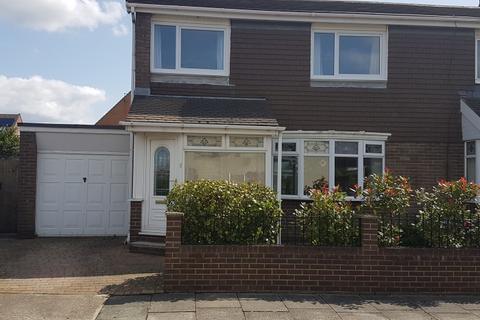 3 bedroom semi-detached house for sale - Fountain Grove,  South Shields,  NE34 6HX