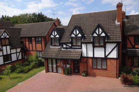 4 bedroom detached house for sale - Fulbourne Close, Luton
