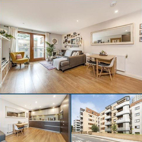 1 bedroom apartment for sale - Campbell Road, London E3