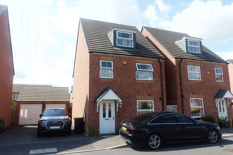 4 bedroom detached house for sale - Northumberland Way, Walsall