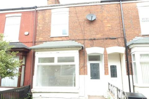 2 bedroom house to rent - Sandringham Villas, Wells Street, the Boulevard, Hull, HU3 6BN