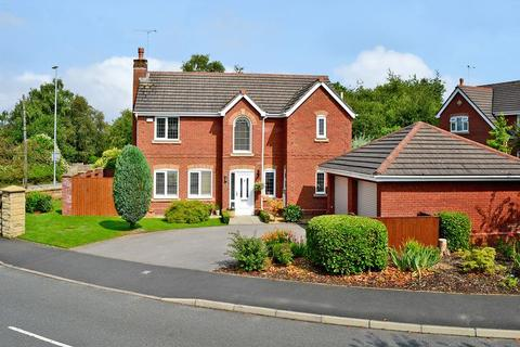 4 bedroom detached house for sale - Redacre Close, Dutton, Warrington