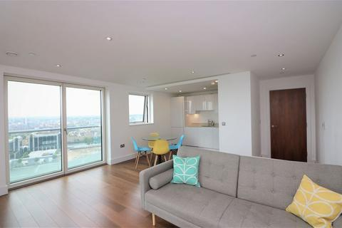 2 bedroom apartment to rent - Talisman Tower, Canary Wharf, E14