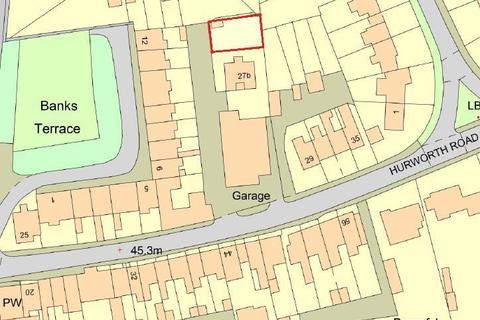 Plot for sale - Hurworth Road, Darlington
