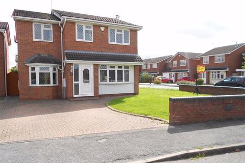 4 bedroom detached house for sale - Haweswater Ave, Coppenhall, Crewe