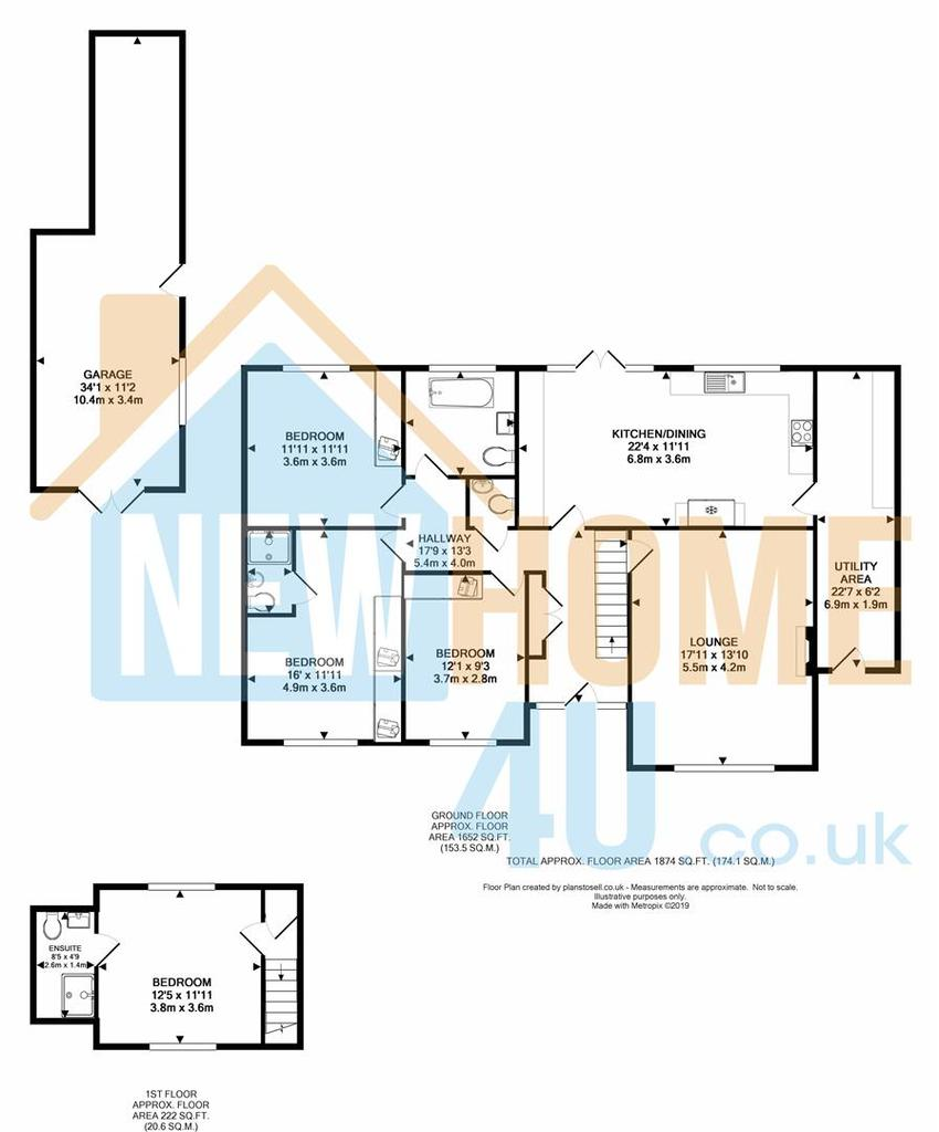 Floorplan 2 of 2: Hilltop, Chester Road FP 2.jpg