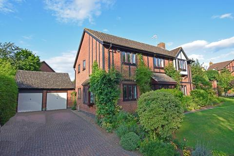 4 bedroom detached house for sale - 46 Nuffield Drive, Manor Oaks, Droitwich, Worcestershire, WR9 0DJ