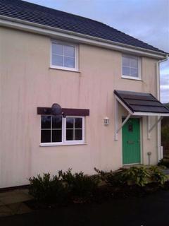 3 bedroom semi-detached house to rent - Troed Yr Allt, Carmarthen, Carmarthenshire