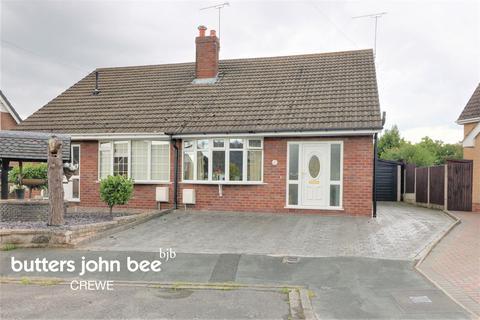 3 bedroom semi-detached house for sale - Balfour Close, Haslington, Crewe