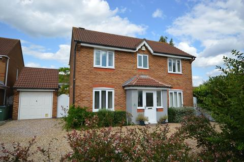 3 bedroom detached house for sale - Murby Way, Thorpe Astley, Leics