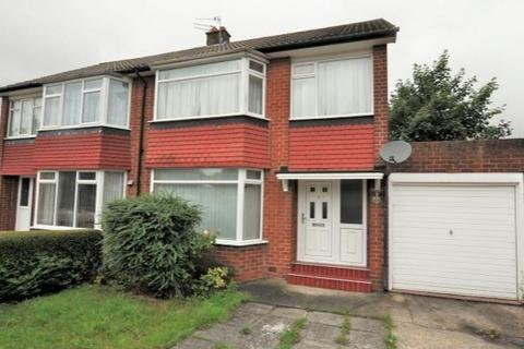 4 bedroom semi-detached house to rent - Kenton, Newcastle Upon Tyne
