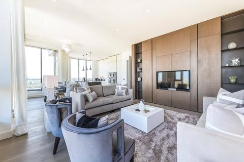 3 bedroom penthouse to rent - Admiralty House, 150 Vaughan Way, E1W