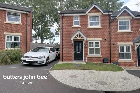 3 bedroom semi-detached house for sale - English Oak Avenue, Shavington
