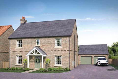 4 bedroom detached house for sale - Plot 4, The Copse, Marton Cum Grafton, Near Boroughbridge, YO51