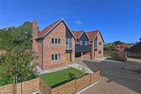 3 bedroom link detached house for sale - Benhall, Suffolk