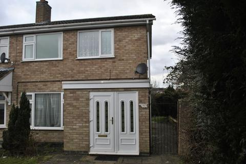 3 bedroom semi-detached house to rent - Windrush Drive, Oadby, LE2