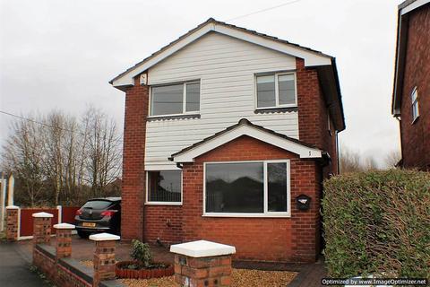 3 bedroom detached house to rent - Linley Road, Alsager, ST7