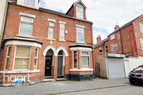 4 bedroom end of terrace house to rent - Foxhall Road, Nottingham NG7