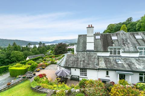 4 bedroom semi-detached house for sale - South Fellside, Kendal Road, Bowness-on-Windermere, Cumbria, LA23 3FS
