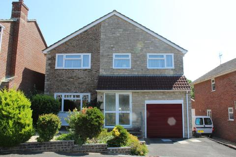 4 bedroom detached house for sale - Hornbeam Close, Weymouth